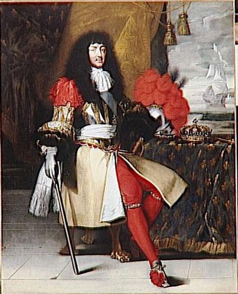 LOUIS XIV, ROI DE FRANCE ET DE NAVARRE (1638-1715)_0