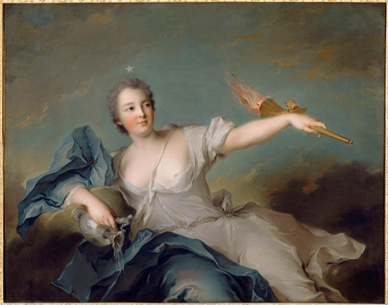MARIE-ANNE DE NESLE, MARQUISE DE LA TOURNELLE, DUCHESSE DE CHATEAUROUX (1717-1744)_0