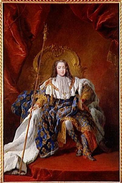 LOUIS XV, ROI DE FRANCE ET DE NAVARRE (1710-1774)_0