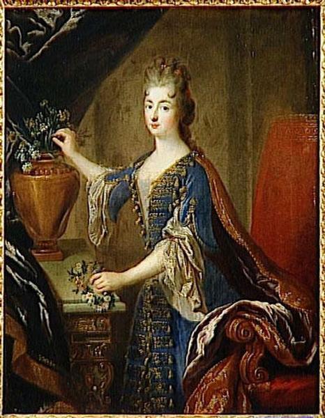 MARIE ANNE DE BOURBON, PRINCESSE DE CONTI (1666-1739)_0