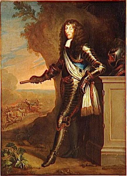 LOUIS DE BOURBON, PRINCE DE CONDE, DIT LE GRAND CONDE (1621-1686)_0