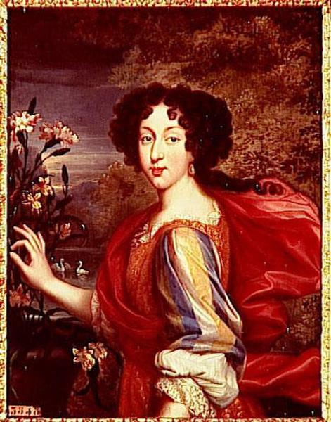 MARIE-LOUISE D'ORLEANS, REINE D'ESPAGNE (1662-1689)