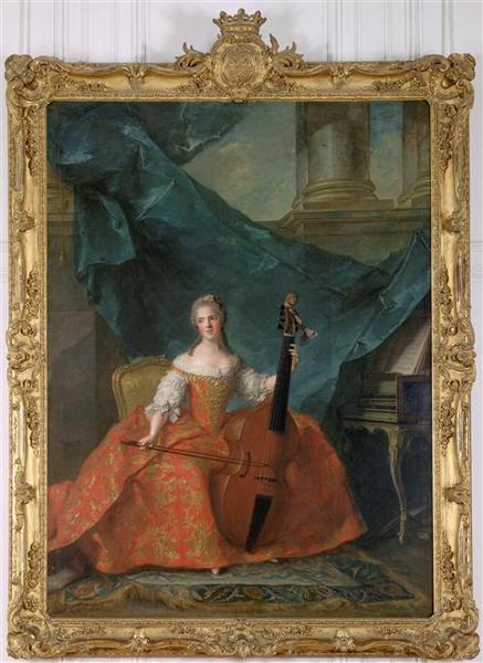 ANNE-HENRIETTE DE FRANCE, DITE MADAME HENRIETTE (1727-1752)_0