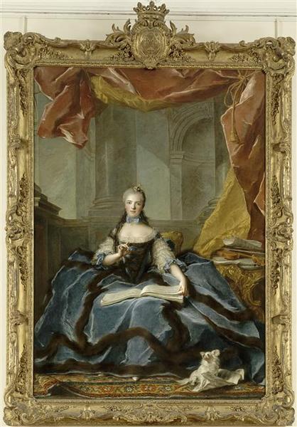 MARIE-ADELAIDE DE FRANCE, DITE MADAME ADELAIDE (1732-1799)_0