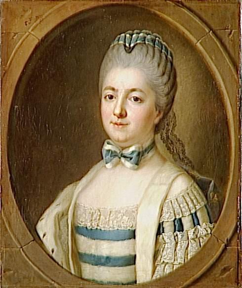 MADAME VICTOIRE (1733-1799) ; DITE AUTREFOIS MADAME SOPHIE