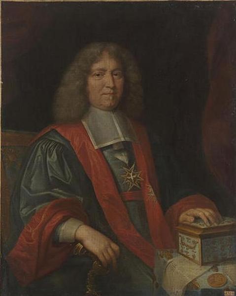 LOUIS BOUCHERAT, CHANCELIER DE FRANCE (1616-1699)_0
