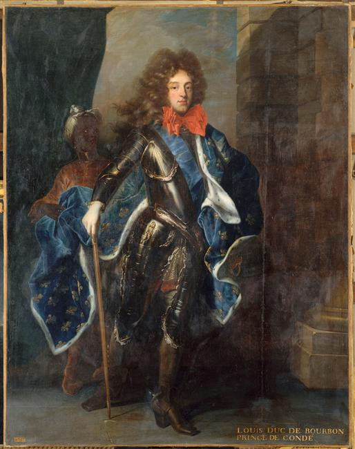 LOUIS III DE BOURBON, PRINCE DE CONDE (1668-1710)_0