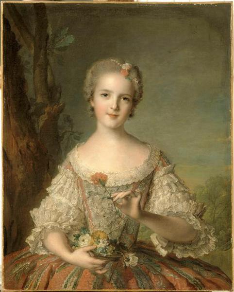 LOUISE-MARIE DE FRANCE, DITE MADAME LOUISE (1737-1787)_0