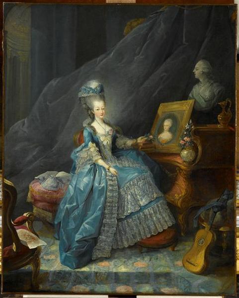 Marie-Thérèse de Savoie, comtesse d'Artois (1756-1805)_0