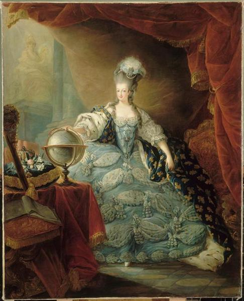 Marie-Antoinette, reine de France (1755-1793)_0