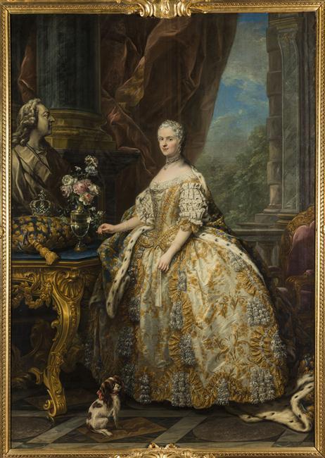 MARIE LECZINSKA, REINE DE FRANCE (1703-1768)_0