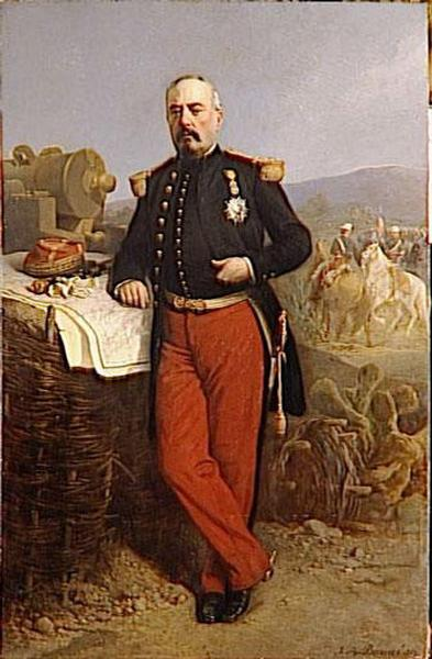 ACHILLE-FRANCOIS BAZAINE, MARECHAL DE FRANCE (1811-1888)_0