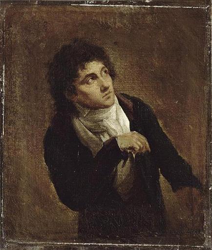 PORTRAIT DE FRANÇOIS-JOSEPH TALMA (1763-1826), TRAGEDIEN_0
