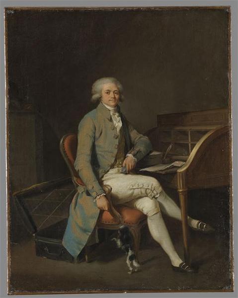 Portrait de Maximilien Robespierre_0