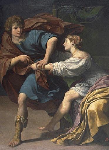 JOSEPH ET LA FEMME DE PUTIPHAR ; OU LA CHASTETE DE JOSEPH_0