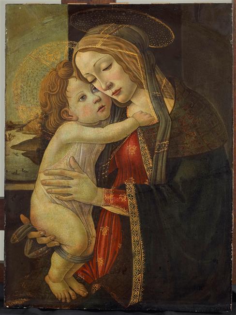 La Vierge et l'Enfant_0