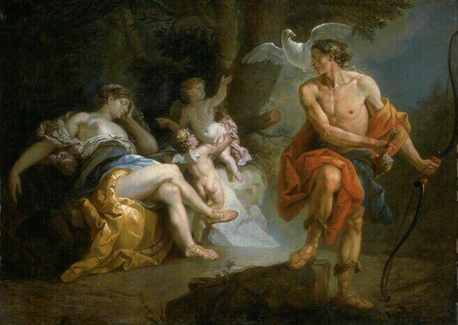 Vénus et Adonis_0