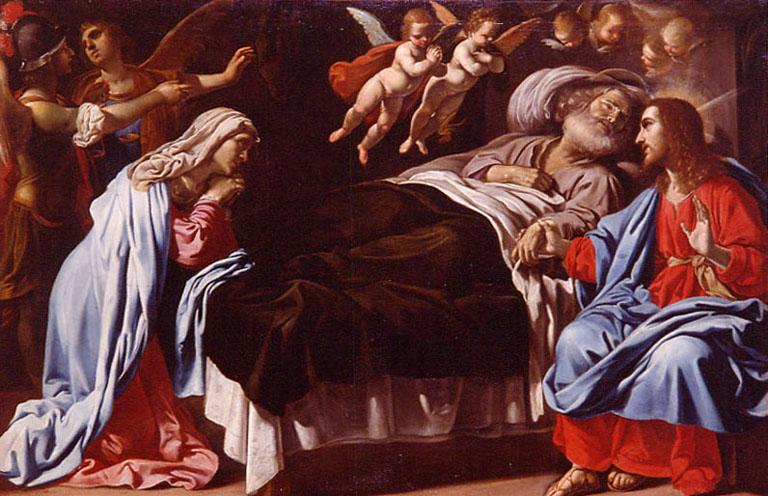 LA MORT DE SAINT JOSEPH_0
