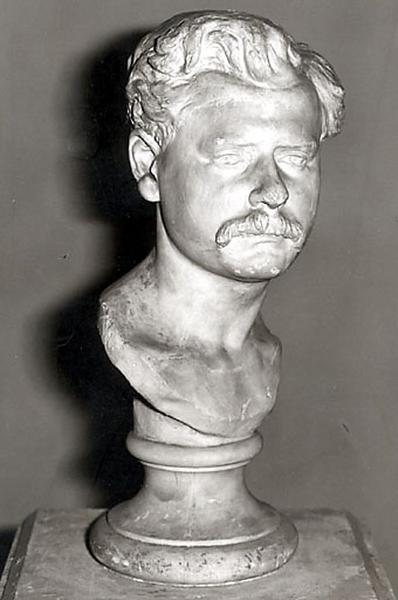 BUSTE DE MR QUINTON (1854-1892)