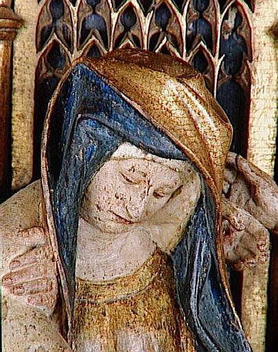 DEPLORATION SUR LE CORPS DU CHRIST MORT