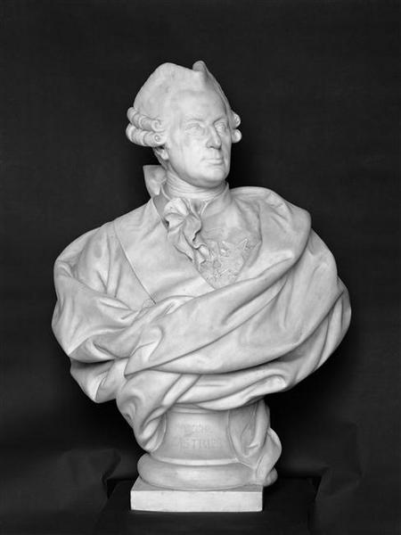 BEAUMONT-CASTRIES Jeanne de : Charles Eugène Gabriel de la Croix, marquis de Castries, maréchal de France (1727-1801)