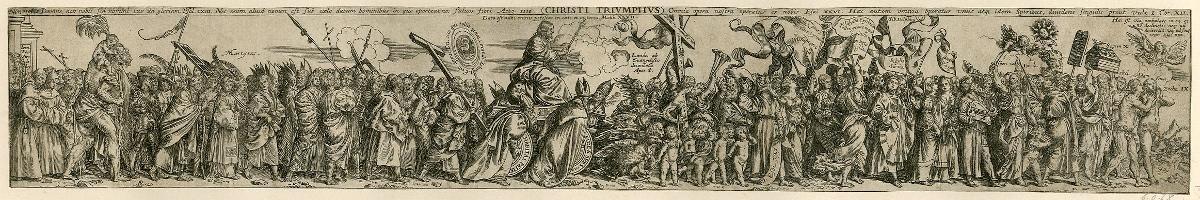 Le Triomphe du Christ