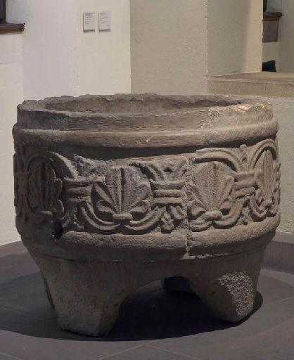 Cuve baptismale_0