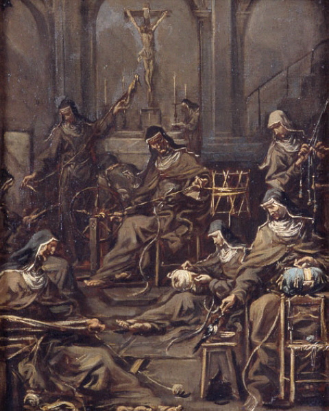 Atelier de nonnes