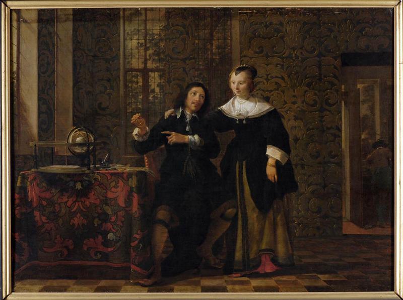 L'astronome et sa femme_0