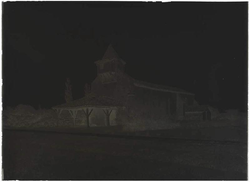 ARNAUDIN Félix : Chapelle (Titre attribué)
