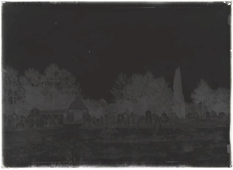ARNAUDIN Félix : cimetière - Labouheyre (Landes) (Titre attribué)