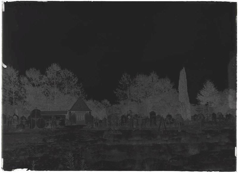 cimetière - Labouheyre (Landes) (Titre attribué)