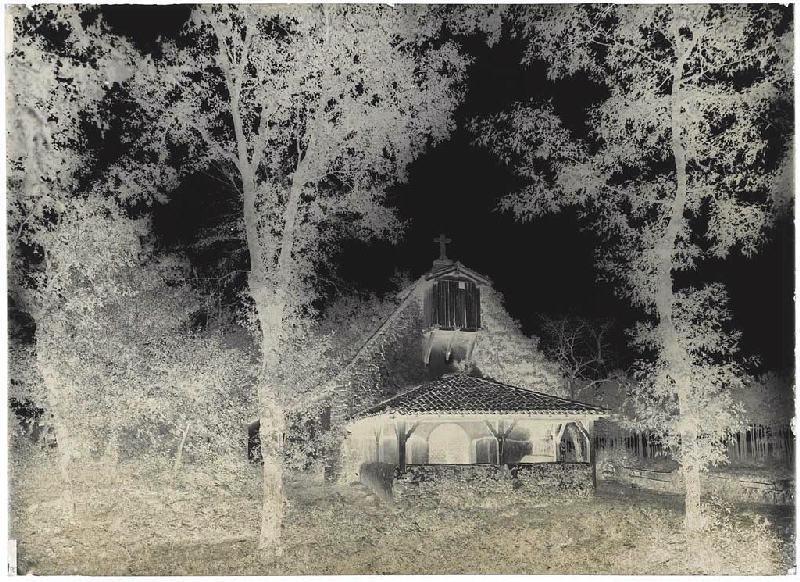 ARNAUDIN Félix : Chapelle Saint-Eutrope - Le Muret (Landes) (Titre attribué)