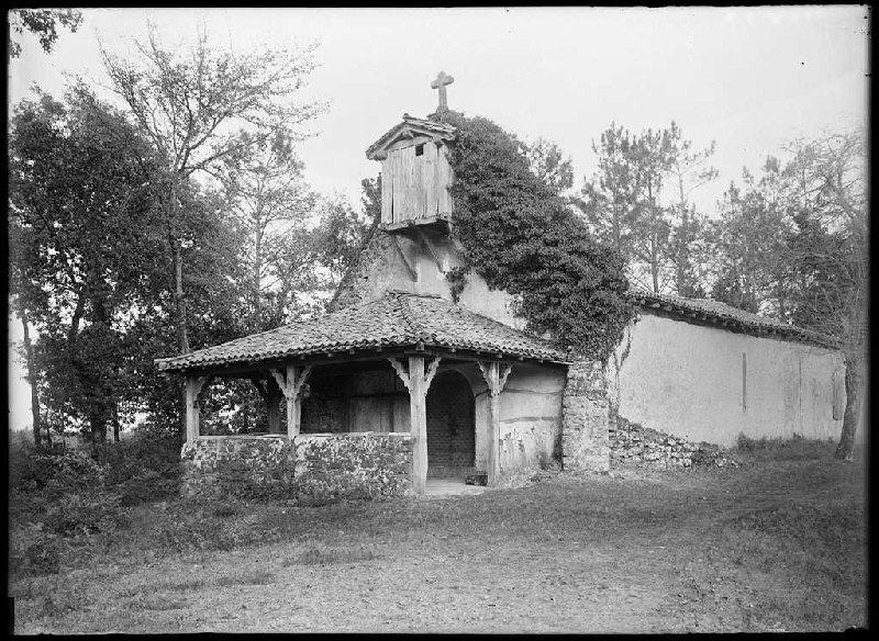 Chapelle Saint-Eutrope - Le Muret (Landes) (Titre attribué)