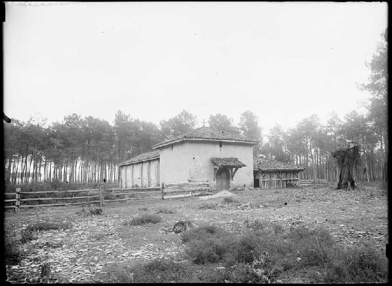 Chapelle Saint-Pierre - Mézos (Landes) (Titre attribué)_0