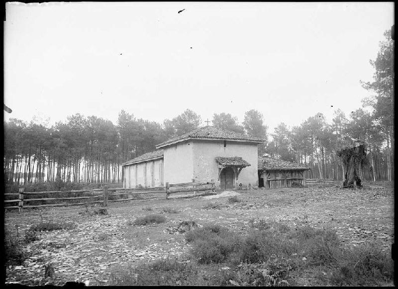 Chapelle Saint-Pierre - Mézos (Landes) (Titre attribué)