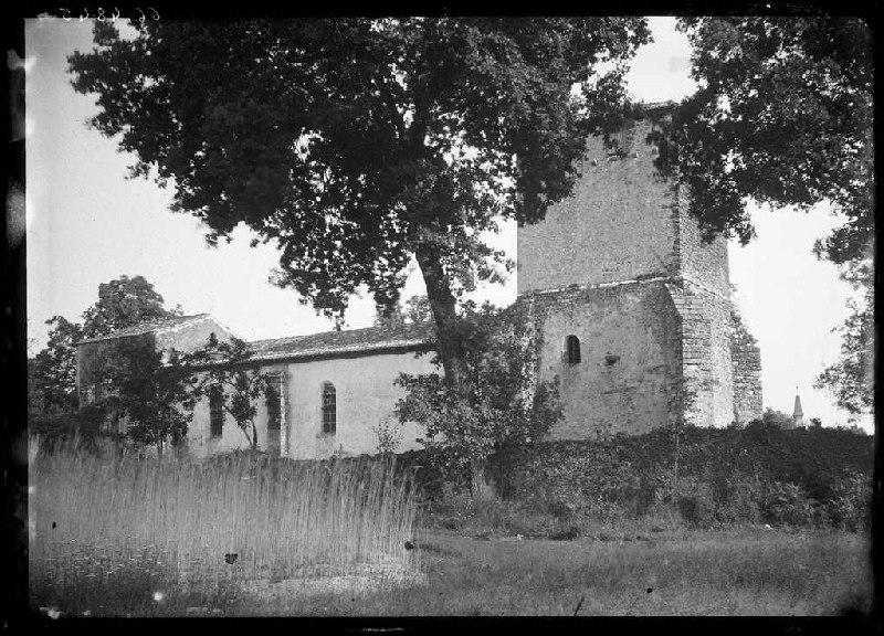 église Saint-Pierre de Mons - Belin-Beliet (Gironde) (Titre attribué)