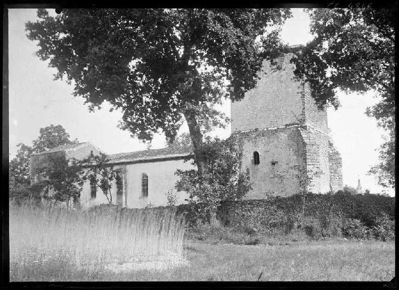 Église Saint-Pierre de Mons - Belin-Beliet (Gironde) (Titre attribué)_0