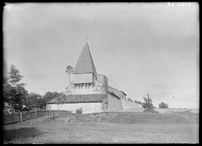 Église de Richet - Pissos (Landes) (Titre attribué)_0