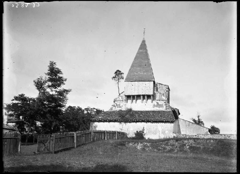 église de Richet - Pissos (Landes) (Titre attribué)