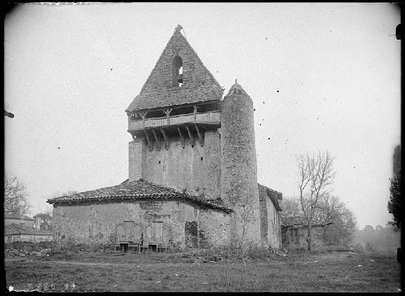 Église Saint-Jean - Sore (Landes) (Titre attribué)_0