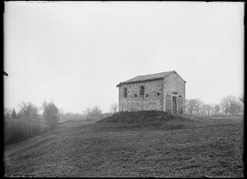 Chapelle Saint-Rémy - Sore (Landes) (Titre attribué)_0