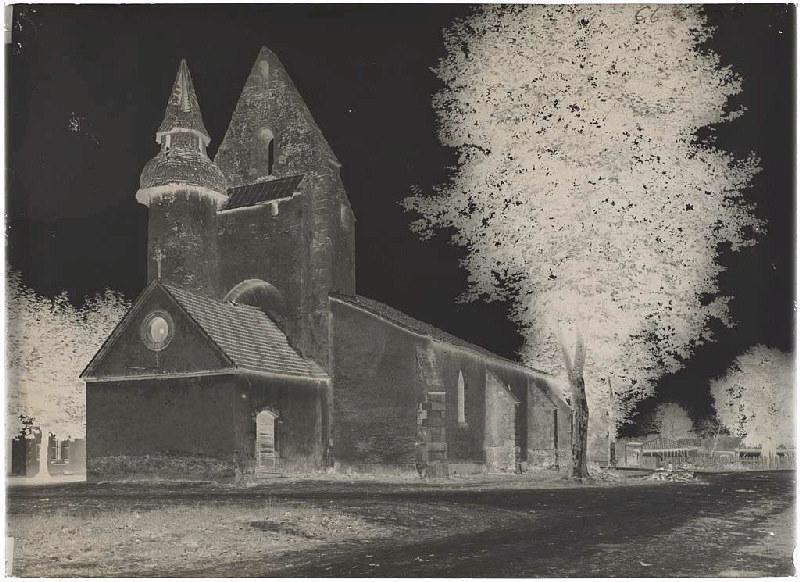 église (Titre attribué)