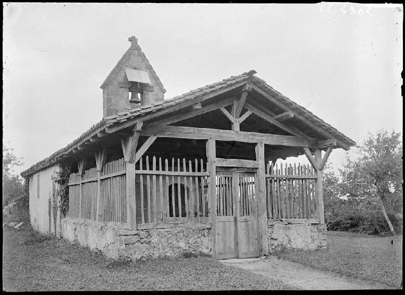 Chapelle 'Sa Capera' - Ygos (Landes) (Titre attribué)_0