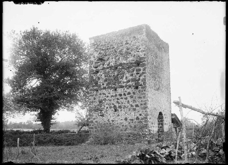 ARNAUDIN Félix : Tour de la Carreyre ou de 'Corados' - Arjuzanx (Landes) (Titre attribué)