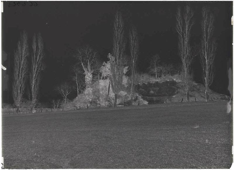 ARNAUDIN Félix : butte du château - Belin-Beliet (Gironde) (Titre attribué)
