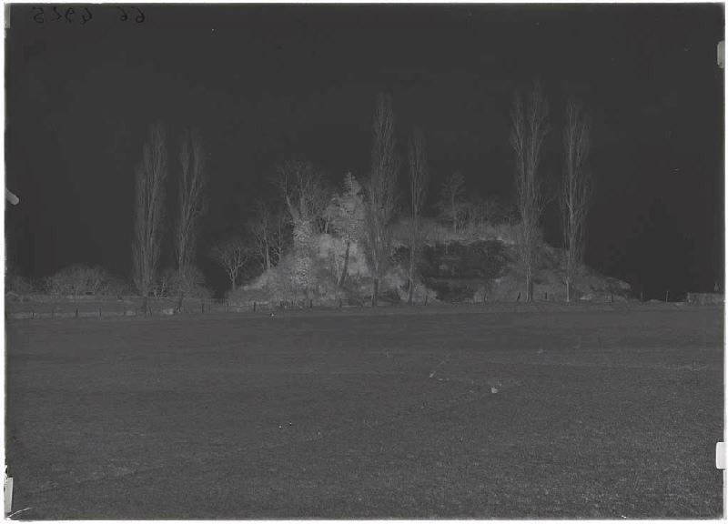 butte du château - Belin-Beliet (Gironde) (Titre attribué)