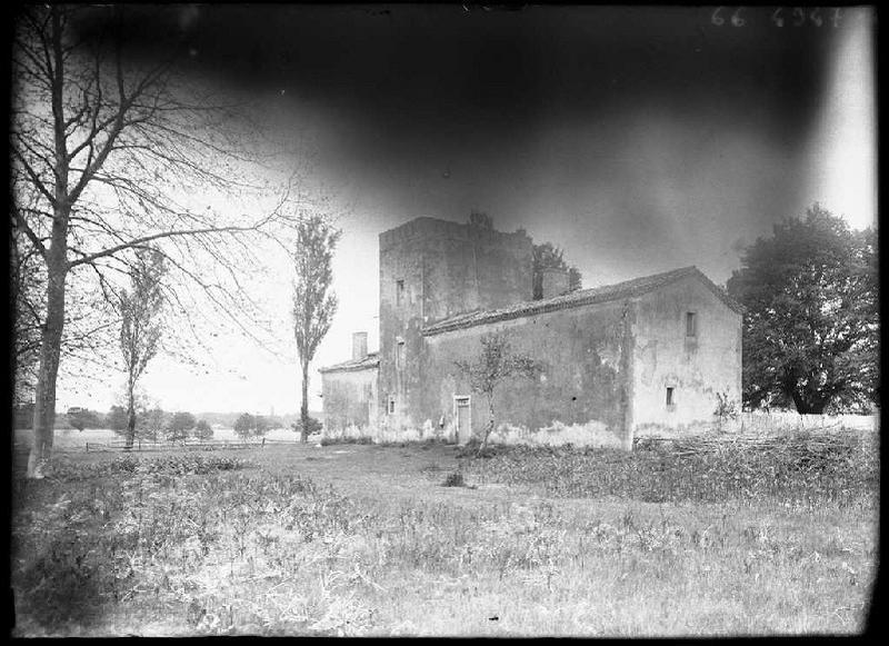 Château - Mano (Landes) (Titre attribué)_0