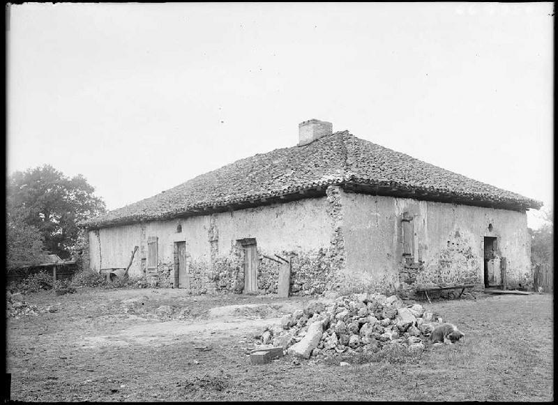 Château de Lalande - Sabres (Landes) (Titre attribué)