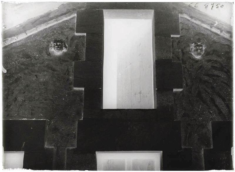 Les deux têtes du chenil Bacon - Labouheyre (Landes d) (Titre attribué)_0